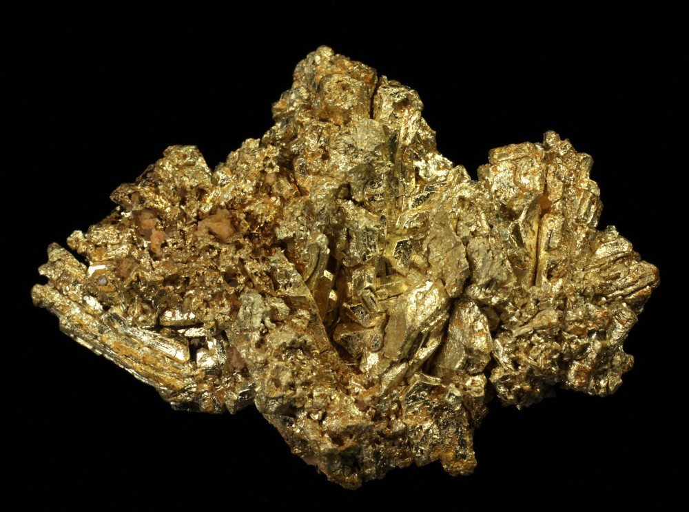 Lot 2067 - Crystallized Gold From Round Mountain Mine, Nye Co., Nevada