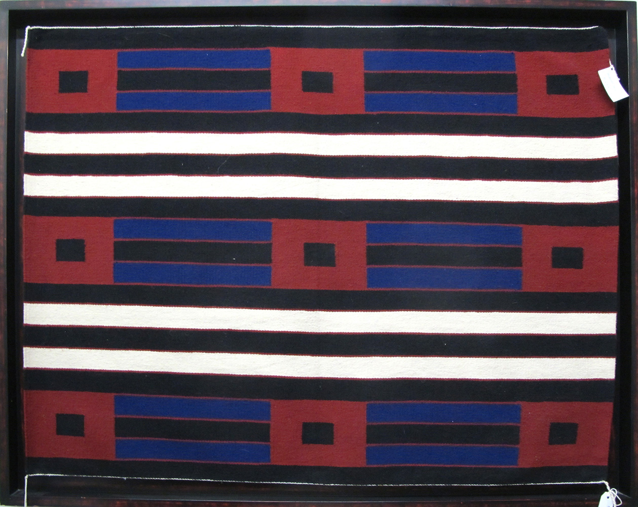 Second Phase Navajo Cheif's Blanket
