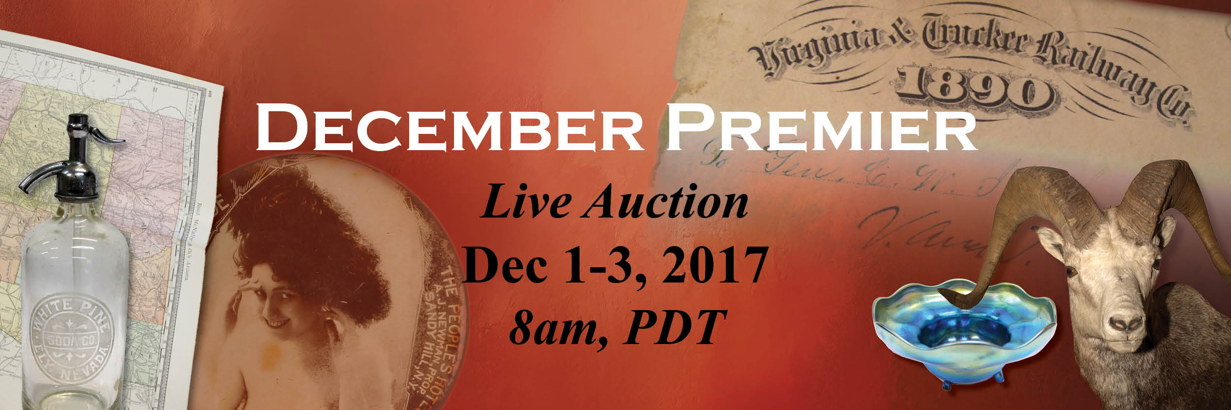DECEMBER 2017 AUCTION