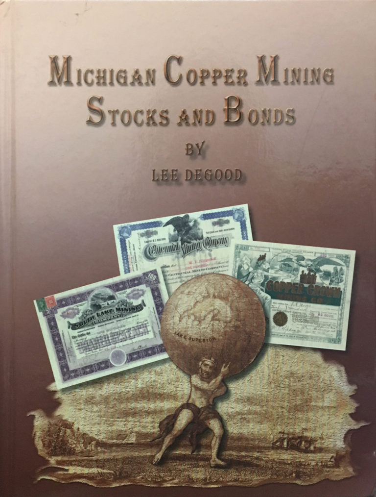 Michigan Copper Mining Stocks & Bonds