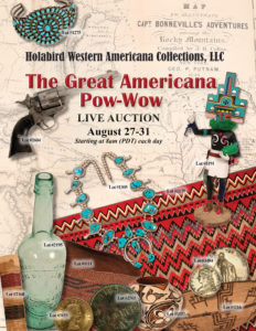 The Great American Pow Wow Auction 2020