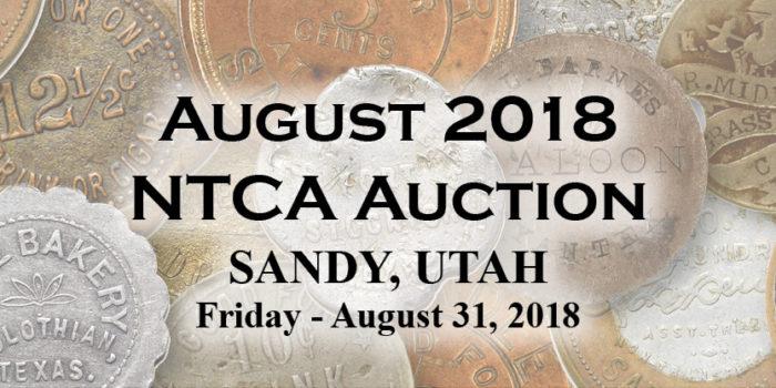 NTCA 2018 Token Auction