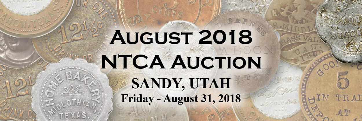 NTCA 2018 Token Auction