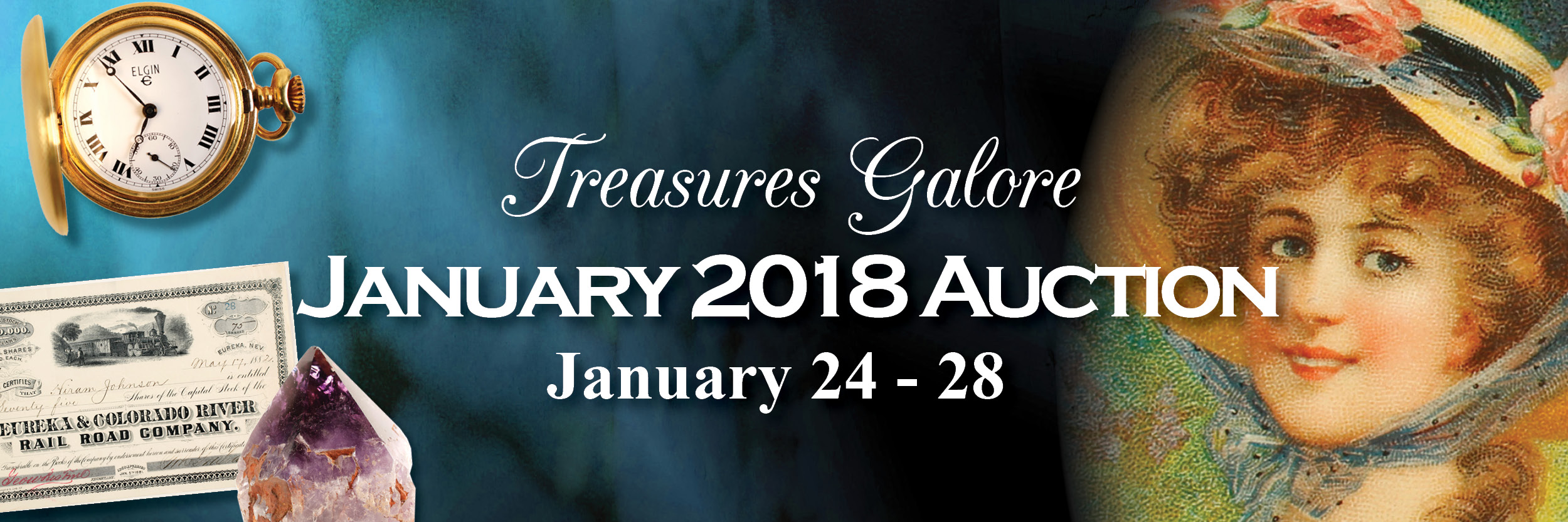 January 2019 Auction