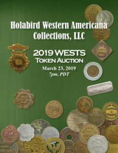 2019 WESTS Token Auction Cover
