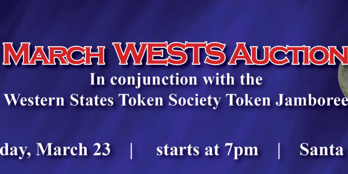 WESTS Token Auction