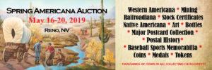 Spring 2019 Americana Auction