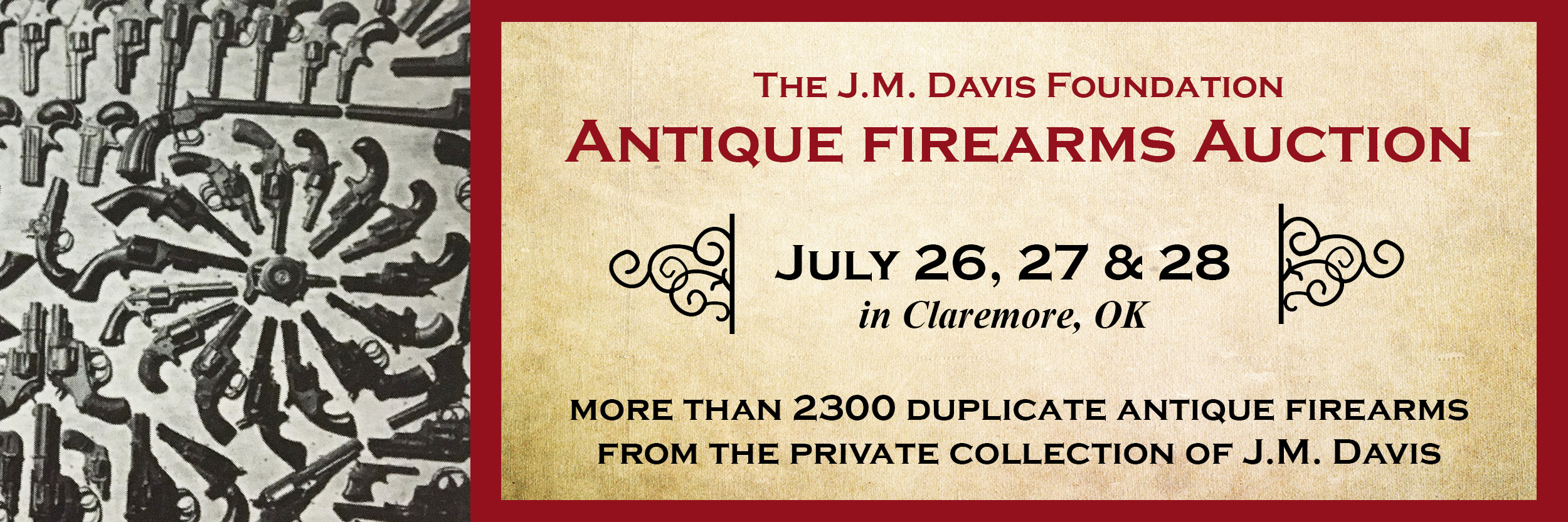 Auction Banner Gun Sale July 2019 Confirmed13