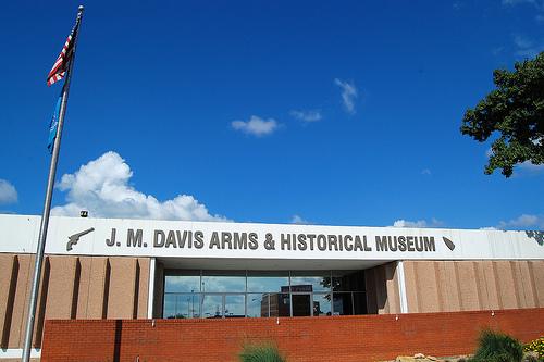 J M DavisArmsAndHistoricalMuseum
