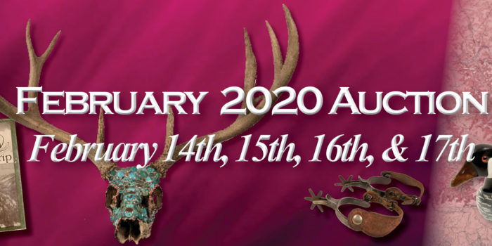 Objects Of Our Affection February 2020 Auction