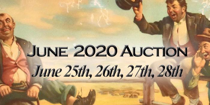 Summer 2020 Auction