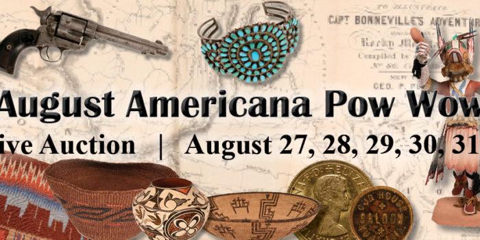 August Americana Pow Wow