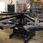 Screen Printing & Embroidery Equipment Online Auction