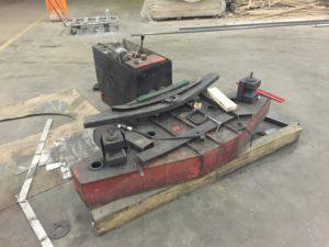 Metal Working Equipment Online Auction