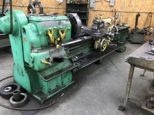 Machine Shop Equipment Online Auction
