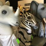 Animal Costumes, Props And AirDancers Online Auction