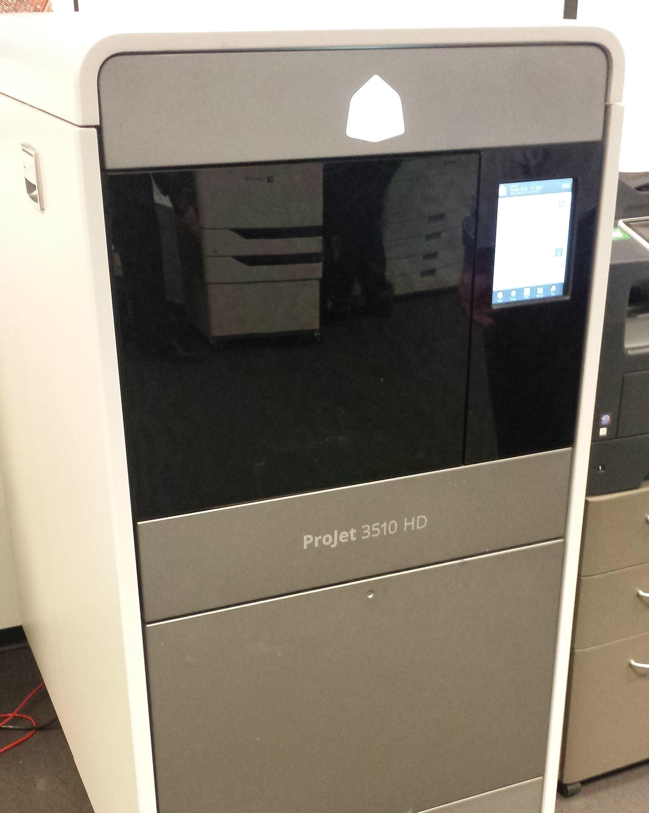 3D Printers Online Auction