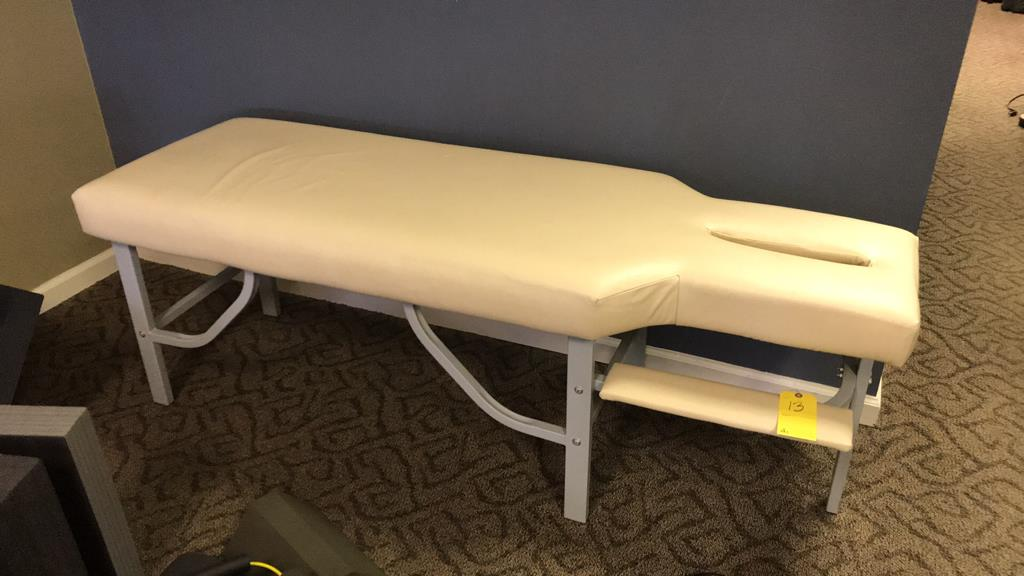 Chiropractic Equipment & Office Furniture Online Auction