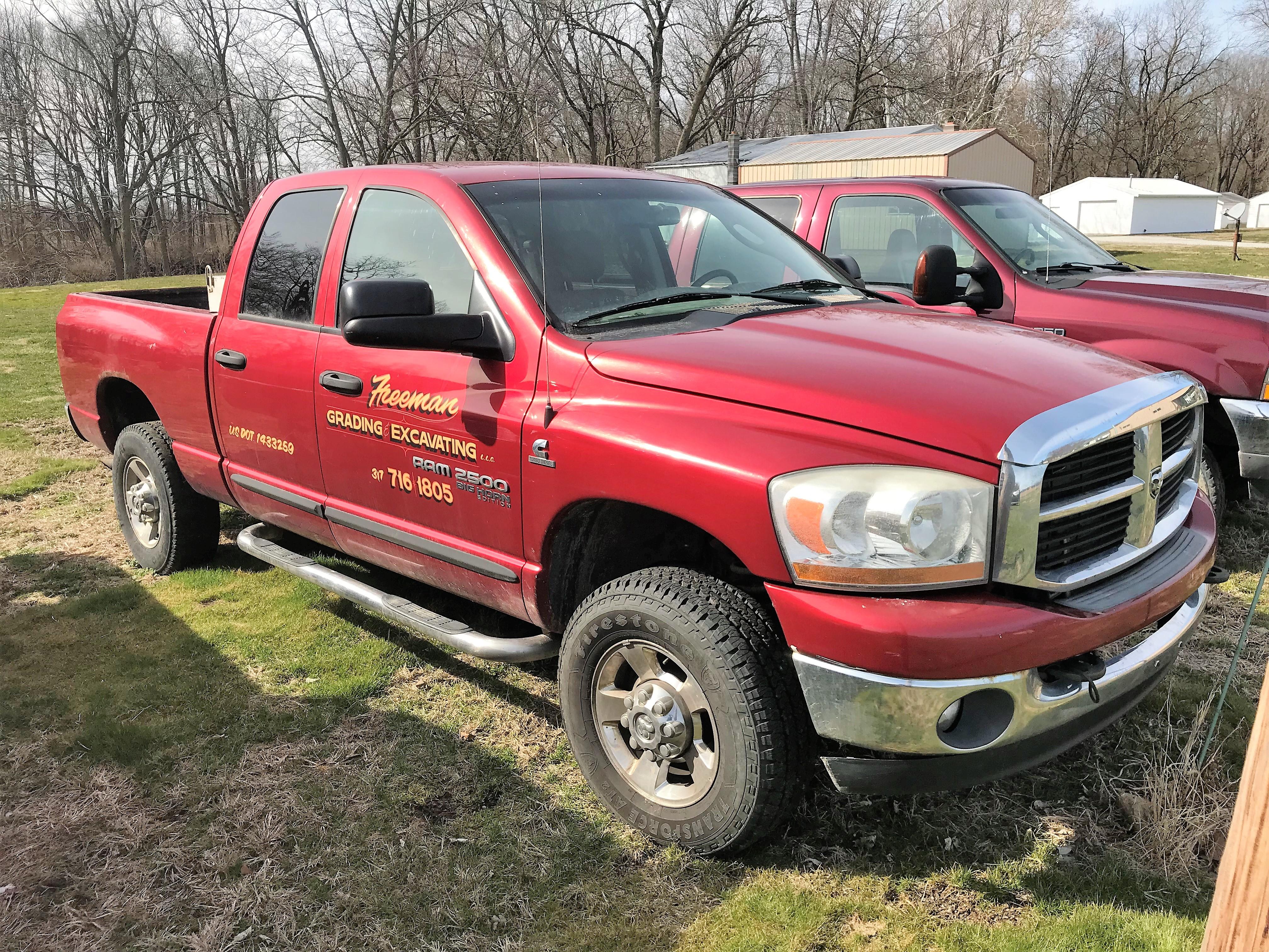 2007 Dodge 2500HD Truck
