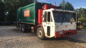 Garbage Trucks And Equipment Auction
