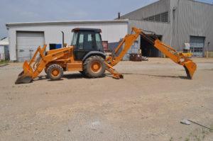 Heavy Equipment & Multi-Contractor Auction