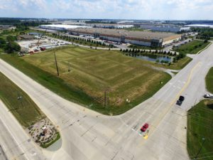 Corner Development Lot In Plainfield, IN
