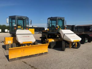 Laymor Sweepers Online Auction In Indianapolis, IN