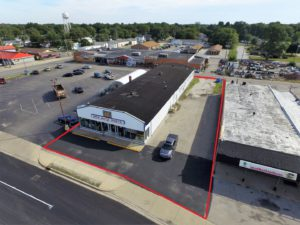 8,000 SF Commercial Building In Knox, IN