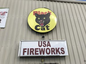 USA Fireworks Auction In Indianapolis, IN