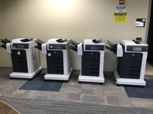 Office & IT Equipment Online Auction In Indianapolis, IN