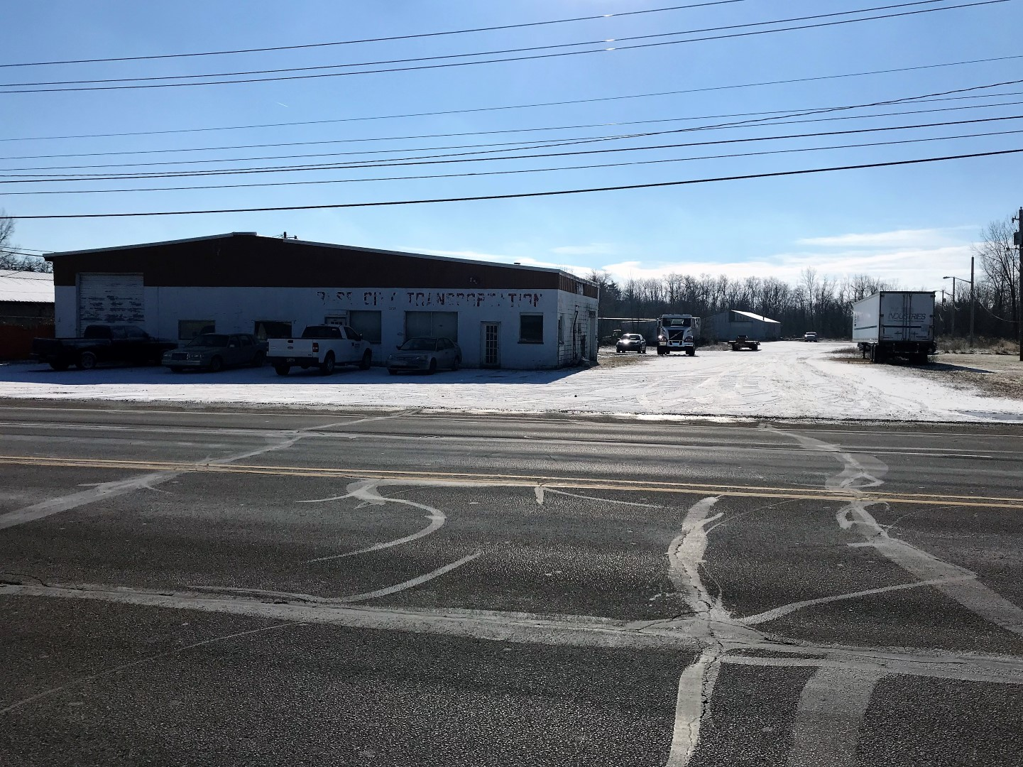 Commercial Buildings On 3 Acres In Richmond, IN