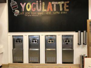 Yogulatte Shop Online Auction In Speedway, IN