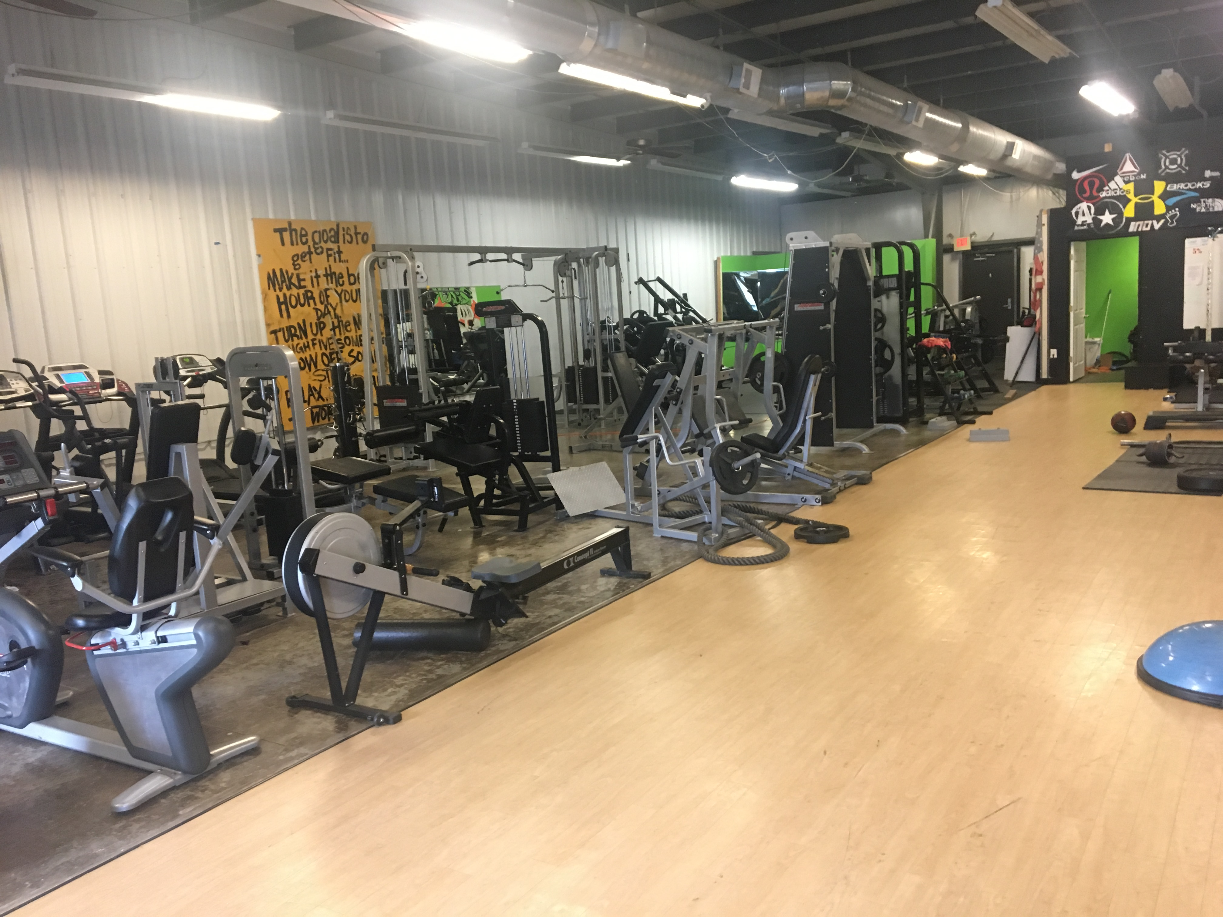Fitness Equipment Online Auction In Rossville, IN
