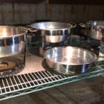 Catering Equipment & Dishes (Day 2) Online Auction In Bloomington, IN