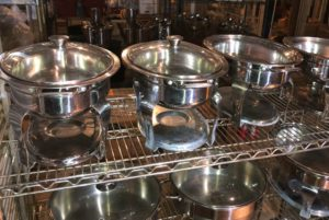 Catering Equipment & Dishes (Day 1) Online Auction In Bloomington, IN