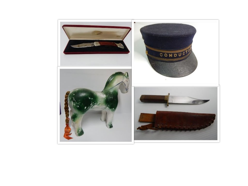 Appalachian Auction Company Local Memorabilia