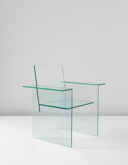 glass-chair