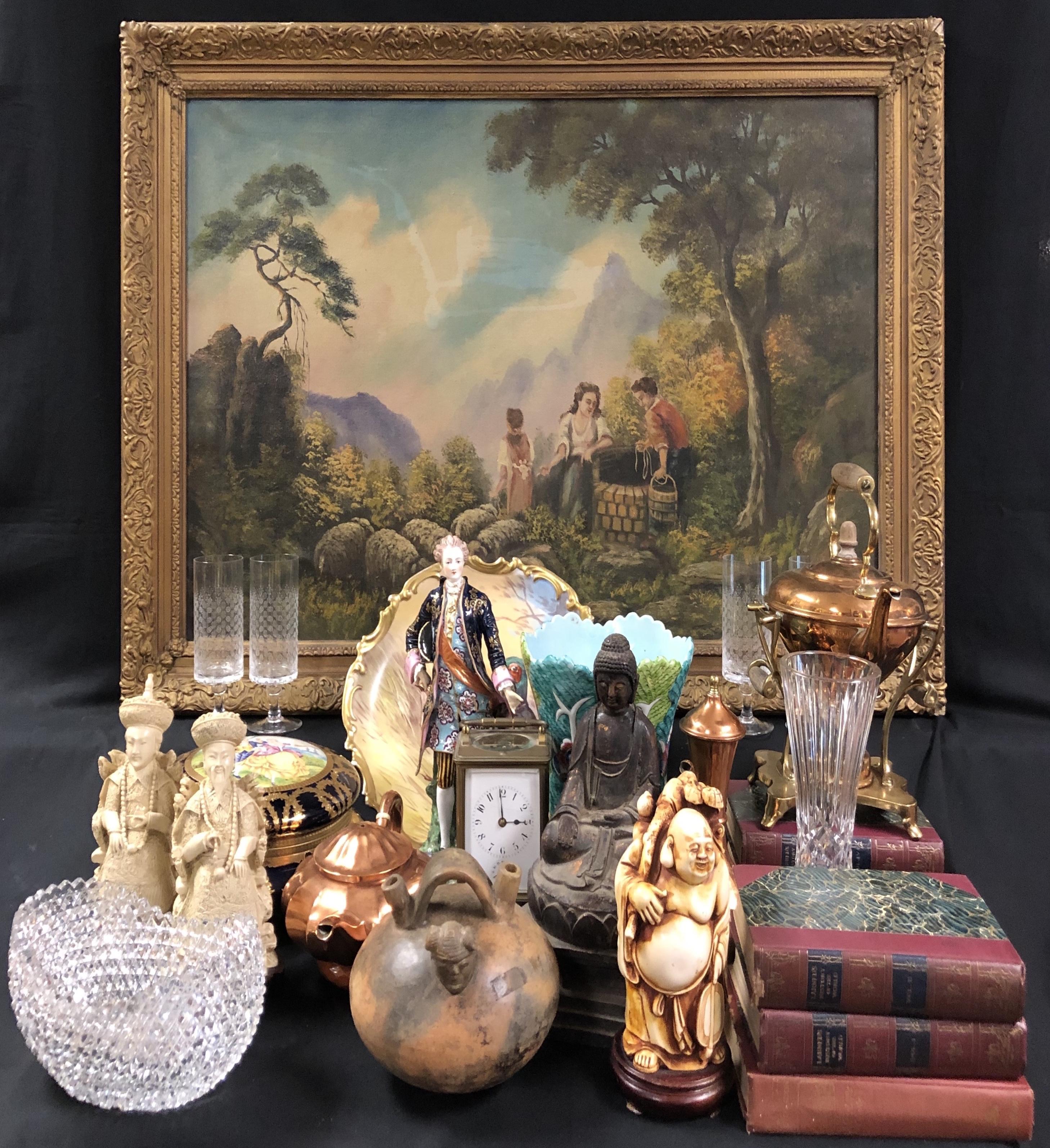 CURRENT: Antique Collectibles & Decorative Art Auction