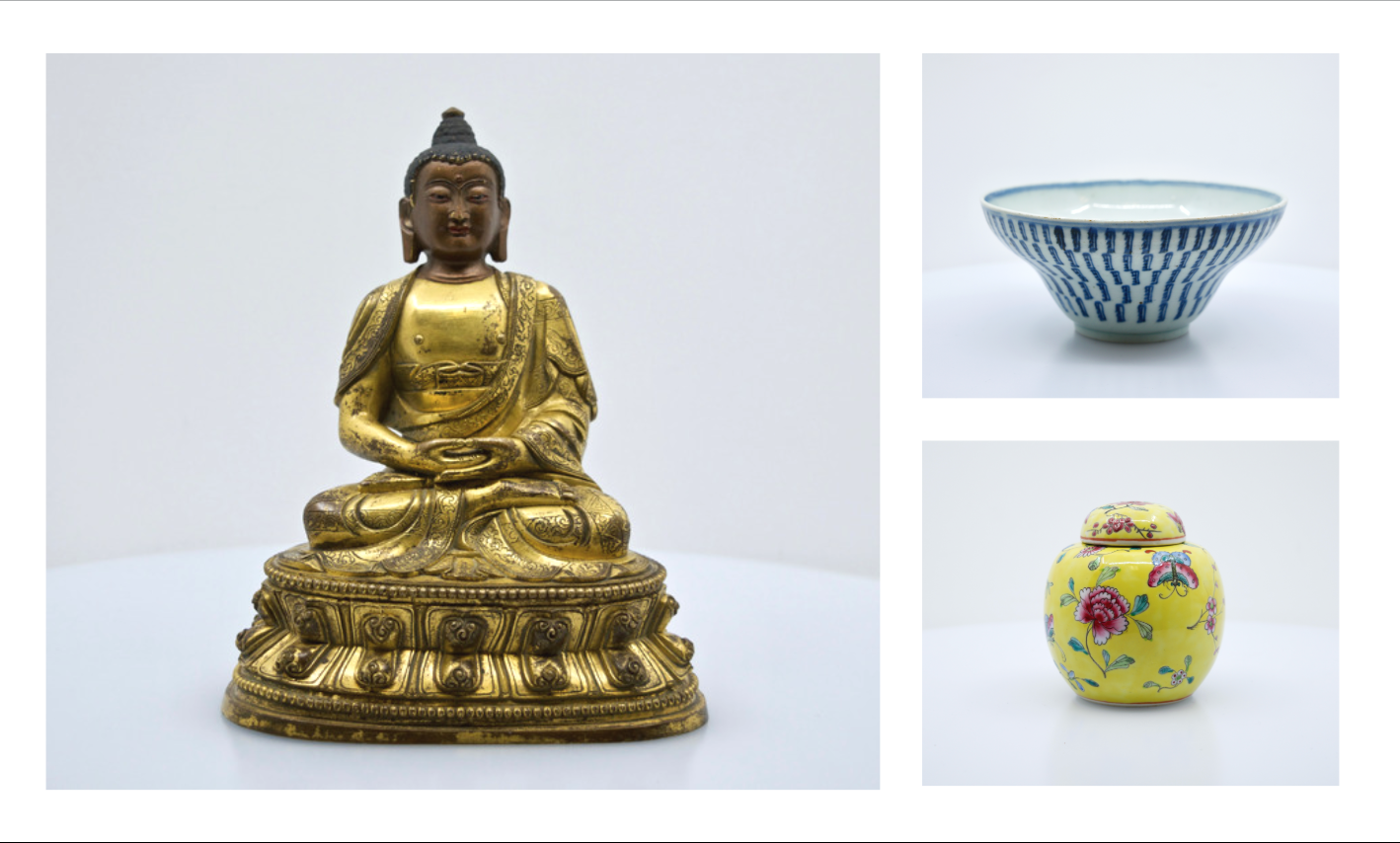 Asian Art Online Auction
