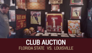 Florida State v. Louisville Club Auction