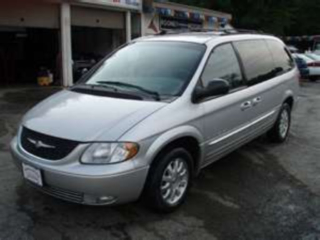 austin motors chrysler town and country 2001 silver. Cars Review. Best American Auto & Cars Review