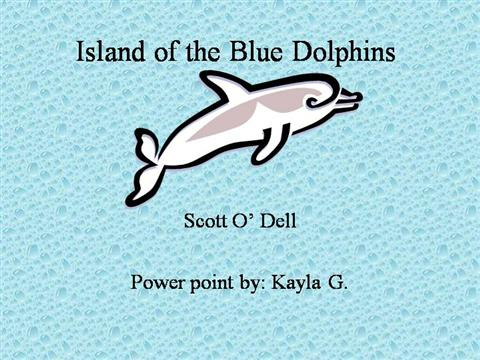 Ulape Island Of The Blue Dolphins Chief Chowig Island Of...