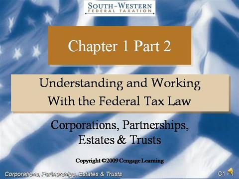 south western federal taxation 2010 comprehensive Read this college essay and over 1,500,000 others like it now don't miss your chance to earn better grades and be a better writer.