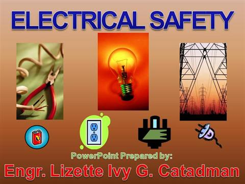 Electrical safety volume 1 authorstream toneelgroepblik Image collections