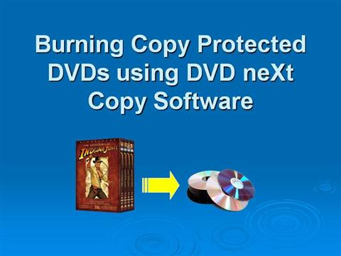 How to make a backup copy of a protected disc (DVD or Blu-Ray)