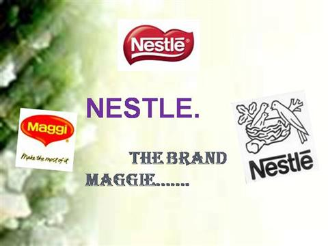 nestle presentation |authorstream, Presentation templates