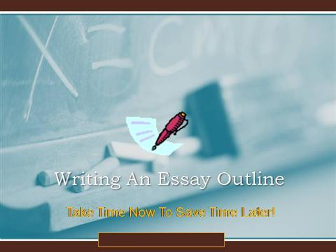 Types of essays powerpoint presentation