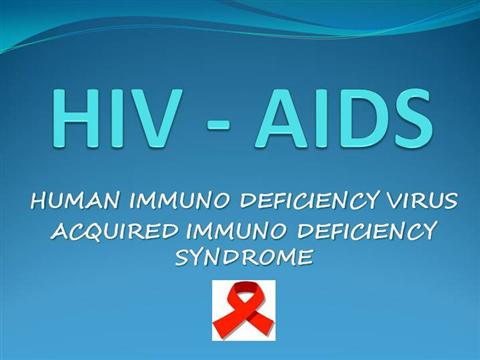 Hiv aids and its prevention authorstream toneelgroepblik Images