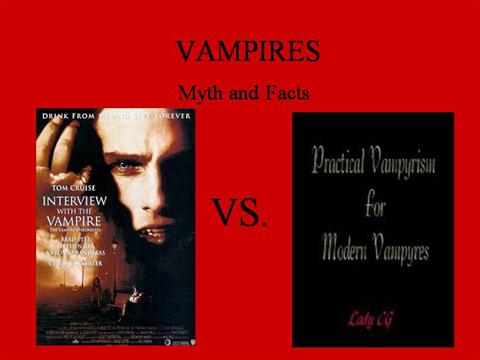 an analysis of the vampires and vampirism myth The vampire is a complicated creature: caught between life and death, at once alluring and horrifying reflecting on the social, political and sexual anxieties of the period, greg buzwell considers the significance of the vampire for victorian readers of bram stoker's dracula.
