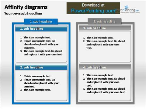 Powerpoint Affinity Diagrams Authorstream